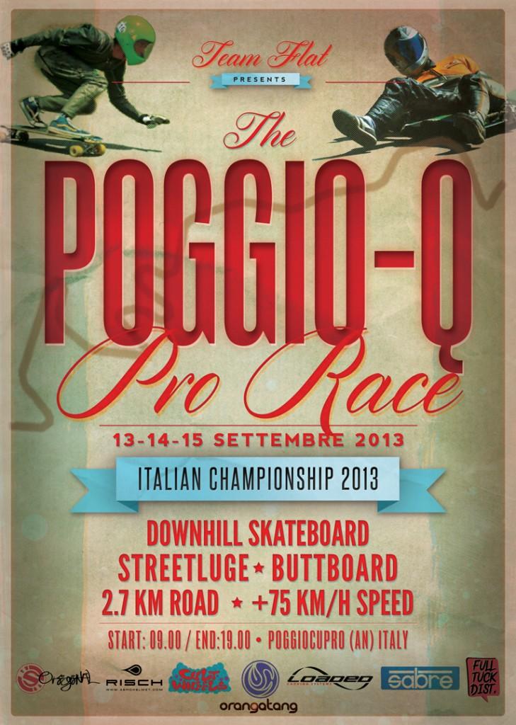 POGGIO-Q Pro Race 2013