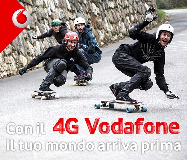 Vodafone Federico Barboni Roberto Marasca